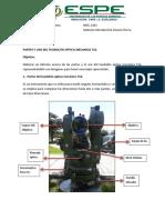 Informe Teodolito y Sus Partes.