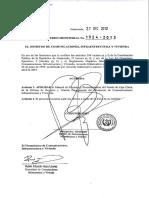 Manual de Procesos y Procedimientos Fondo de Caja Chica