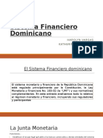 Sistema Financiero Dominicano