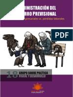 Administración del ahorro previsional