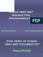 OHSAS-18001-2007-Standard-4075517.ppsx