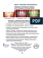 2. Age Appropriate Orthodontics Overview HO 2013