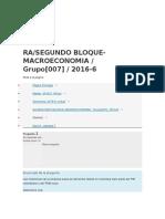 Quiz 2 Segundo Bloque-macroeconomia