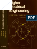 ShepherdMortonSpence HigherElectricalEngineering Text