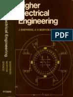 ShepherdMortonSpence HigherElectricalEngineering Text