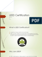 leed certification powerpoint