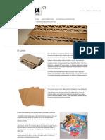 El Cartón Para Envases - Diseno y Produccion de Etiquetas, Envases y Empaques