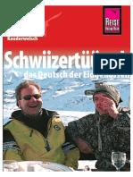 Schwiizertuutsch Das Deutsch Der Eidgenossen Kauderwelsch EBOOKOID