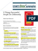 251371339 9 Things Succesful People Do Differently