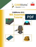 CamWorks Mill Assemblies Tutorial