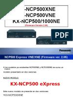 NCP500 EXpress