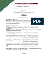 Ley de Hacienda 342