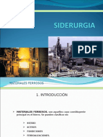 Siderurgia Clases