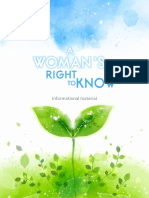 Woman's Right to Know
