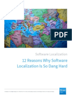 12 Reasons Why Software Localization (L10n) Is So Dang Hard