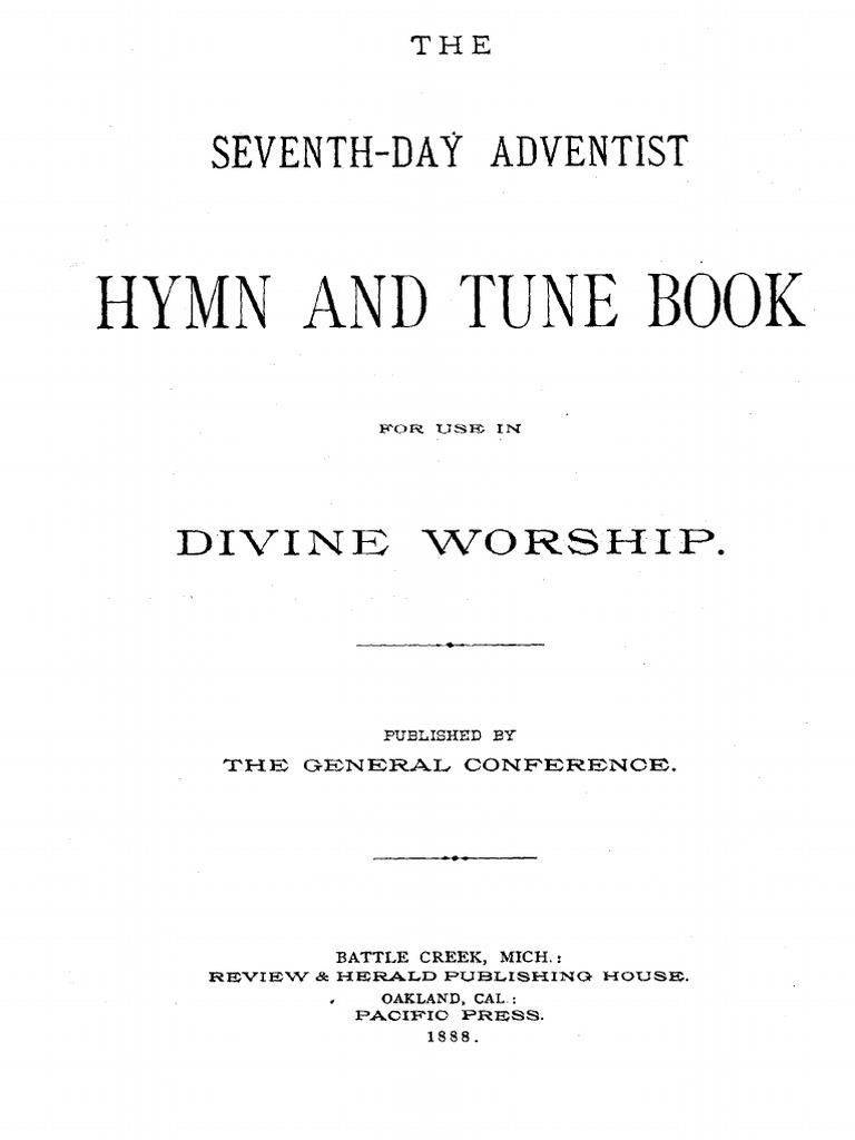 Hinrio adventista de 1888pdf hymns heaven fandeluxe Images