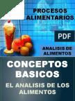 Analisis de Alimentos Clases 2016