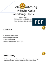 Teknologi Switching Dan Prinsip Kerja Switching Optik-01