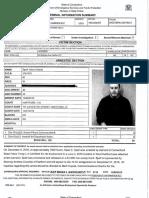 Sean Spell Arrest Warrant