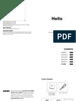Emisor Bluetooth TaoTronics TT-BA08 User Manual