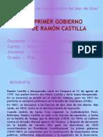 Primer Gobierno de Ramon Castilla