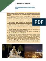 Fiestas de Ceuta