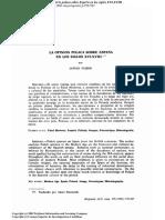 La Opinión Polaca Sobre España en Los Siglos XVI y XVIII - Janusz Tazbir