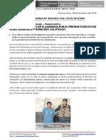 Nota de Prensa Nº 860 09dic16 g
