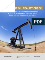 Tight Oil Reality Check (2016)