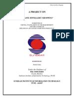 Shefali Project Report