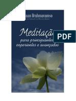 Meditacao Para Principiantes