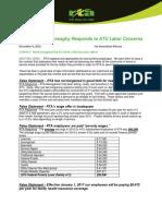 RTA CEO Mark Donaghy Responds to ATU Labor Concerns