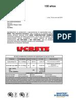 Basf Ebc Mcl 000223 2015 Ucrete Mf Incopingenieros
