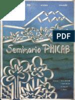Seminario PHI Bolivia