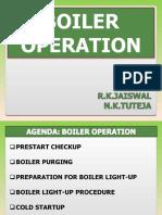 26.02.2014 Boiler Operation 1