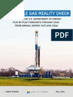 Shale Gas Reality Check (2016)
