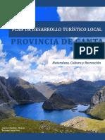 Desarrollo de Turismo
