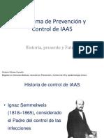 Programa de Prevención y Control IAAS