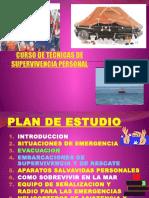 Tecnicasdesupervivenciapersonalen El Mar1 131106174654 Phpapp01
