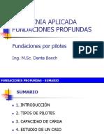 Clase U09b 15 Fundaciones Profundas