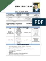 MI CV nuevo