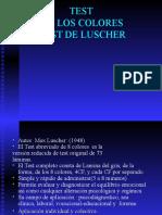 Test Luscher. Completo y Abreviado.ppt