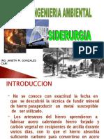 Industria Del Acero -Siderurgia