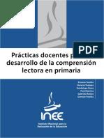 Practicas Docentes Desarrollo Comprension Lectora Primaria Mexico