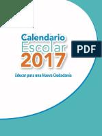 Calendario Escolar 2017(1)