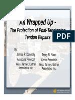 Prot of PT Repair_WJE PPT