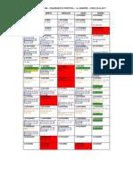 Calendario de Prácticas 1er Semestre 05092016