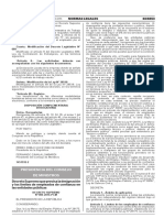 D.S. N° 084-2016-PCM-Designacion empleados de confianza