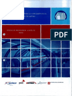 Estudio de Preinversion a Nivel de Perfil de La Linea 3 Del Metro de Lima