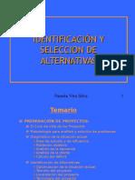 EDUCACION 5 Identificacion de Alternativas